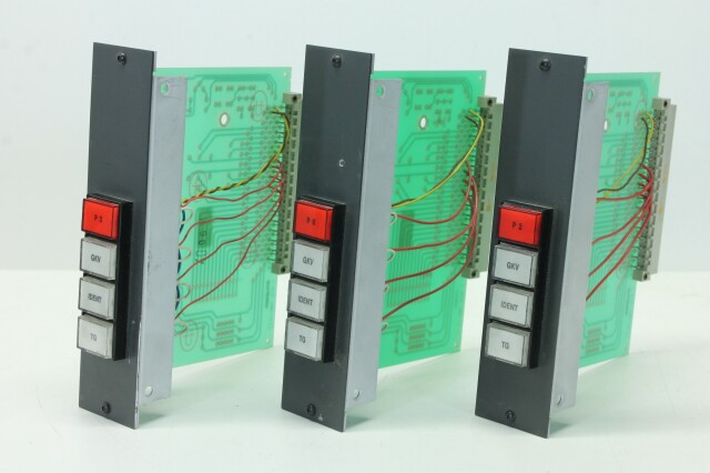 Studer 980 Module Lot (No.1) STU-1-9487-x