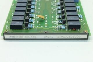 Studer 980 - Monitor Relays 8*2/2 1.917.601.00 Card K-in doos-9065-bv 2