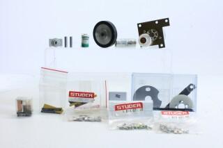 Studer Various Recorder Parts Lot nr.4 D1/J-25/10976-z