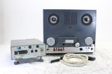 Studio Magnetofon STM-310 Reel To Reel Recorder JDH-C2-ZV11-6482 NEW
