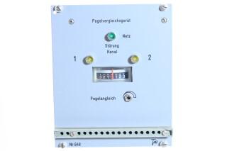 PGVG/D Level Comparison Device (Pegelvergleichsgerät) (no.2) JDH-C2-OR-2-5578 NEW
