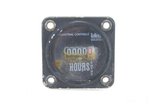 Model ED7212A2 Elapsed Time Indicator 5 Digit HEN-ZV-8-5829