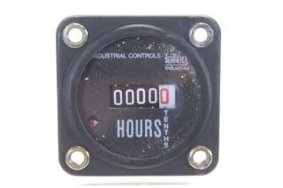 Model ED7212A2 Elapsed Time Indicator 5 Digit (No. 4) HEN-ZV-8-5832