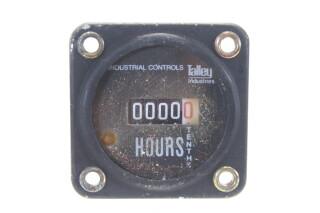 Model ED7212A2 Elapsed Time Indicator 5 Digit (No. 2) HEN-ZV-8-5830