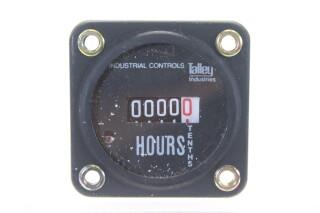 Model ED7212A2 Elapsed Time Indicator 5 Digit (No. 5) HEN-ZV-8-5833