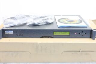 DiviTel Receiver TT1222 As New (No. 4) JDH-C2-ZV-7-5847