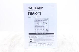 DM-24 Digital Mixing Console Manual EV-F-5882