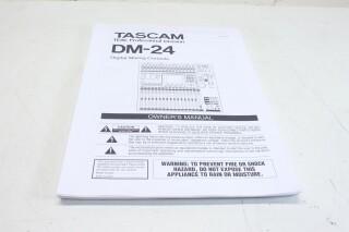DM24 Digital Mixing Console manual VLE-9315-x