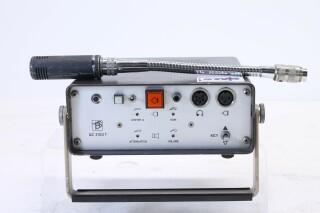 QC 3100 T EXT Talkback/Comms with Beyerdynamic M442N Mic E-2047-VOF