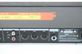 D-Two Multitap Rhythm Delay (Not Functioning) PUR1 RKW1-14218-BV 6