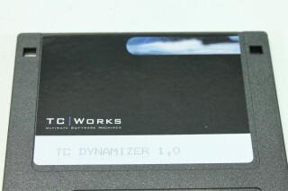 TC Works - TC Dynamizer for Soundscape in Original Box F-1-9652-x 3