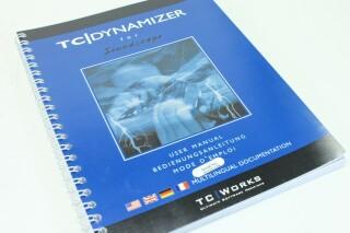 TC Works - TC Dynamizer for Soundscape in Original Box F-1-9652-x 4