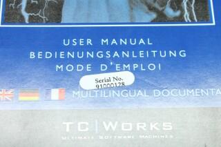 TC Works - TC Dynamizer for Soundscape in Original Box F-1-9652-x 5