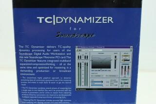 TC Works - TC Dynamizer for Soundscape in Original Box F-1-9652-x 9