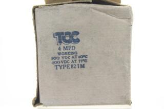NEW OLD STOCK4 MFD 300VDCat 60°C - 400VDCat 71°C Type 82 I.M. HEN-ZV-7-BOX-2-5326 4