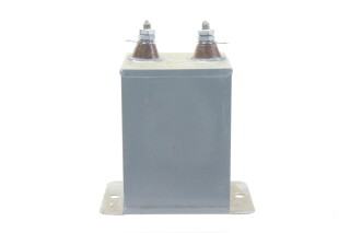 NEW OLD STOCK 4 MFD WKG 350 VDC at 60°C - 250 VDC at 71°C Type 62 HEN-ZV-7-BOX-2-5328 4