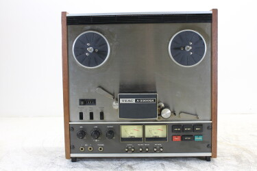 A-3300SX Stereo Reel To Reel Recorder JDH-C2-OR14-6473 NEW