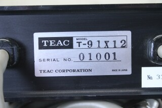 TEAC T-91X12 Power Supply / Power Conditioner L-12274-vof 6