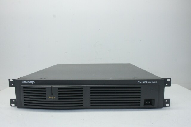PAC 200 Audio Chassis HER1 RK-15-13939-BV