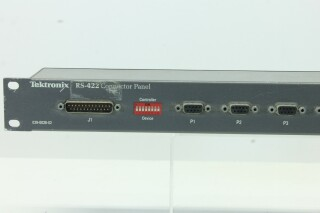 RS-422 Connector Panel RK-5-9481-x 4