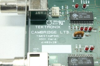 Timestamping ASI+ Card JDH 9290-x 3