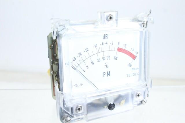 Teldec VU Meter (No.1) KAY B10-13347-BV