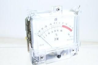 Teldec VU Meter (No.1) KAY B10-13347-BV 1