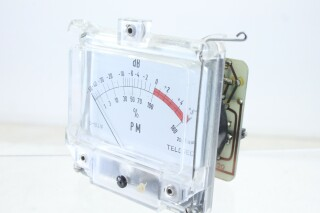 Teldec VU Meter (No.1) KAY B10-13347-BV 2