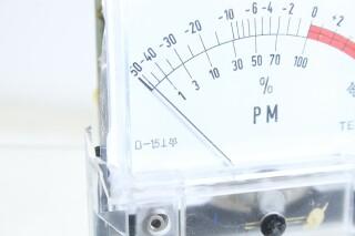 Teldec VU Meter (No.1) KAY B10-13347-BV 7