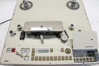 AEG Stereo M20 Recorder - Full Recap and Serviced KAY-VL-Q-4112 NEW 5