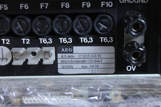 AEG Stereo M20 Recorder - Full Recap and Serviced KAY-VL-Q-4112 NEW 13