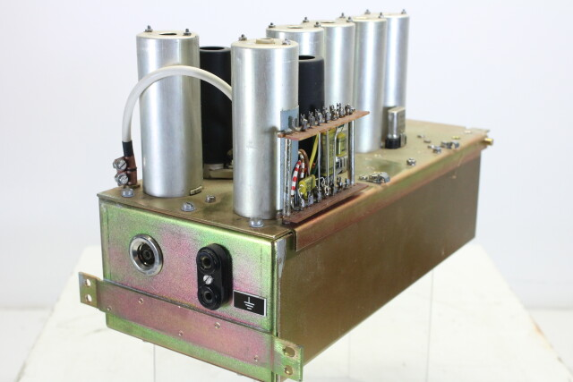 Amplifier with Telefunken EF 85 tubes EV-H-4184 NEW