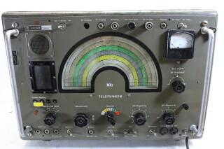 'Rainbow' Shortwave Receiver E127 Kw/5 Boatanchor HEN-OR-11-4597 NEW