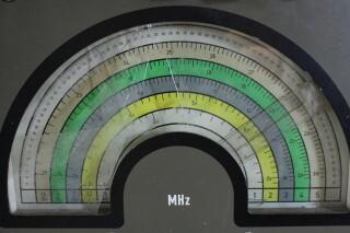 'Rainbow' Shortwave Receiver E127 Kw/5 Boatanchor HEN-OR-11-4597 NEW 6