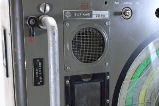 'Rainbow' Shortwave Receiver E127 Kw/5 Boatanchor HEN-OR-11-4597 NEW 7