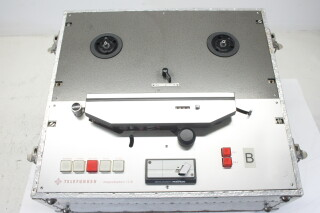 M12 B Stereo 1,4'' 9,5 - 19 cms Tape Recorder In Original Transport Case JDH-C2-VOOR-M-5742 NEW