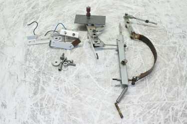 M15ARight Side Tensio With Brake System Parts Lot EV-ZV-2-6206 NEW
