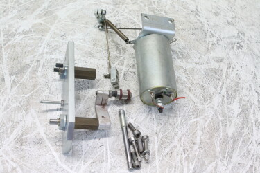 M15ASolonoid For Edit And Winding Complete With Parts EV-ZV-2-6209 NEW