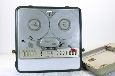 Magnetophon M24 MONO Tape Recorder With Suitcase KAY-OR11-6360 NEW