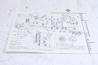 Original  V102 Schematics F-6346-x