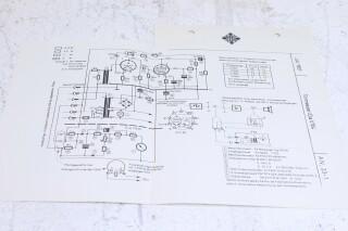 Original V104 Tonmesser Schematics F-6347-x