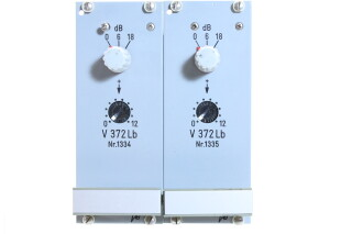 TAB Matched Pair V372 Lb Line Amplifier JDH-C2-OR-3-5610 NEW