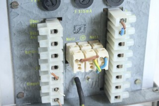 Ela V800 Blockverstärker Mono Amplifier (No.1) KAY OR-6-13313-BV 4