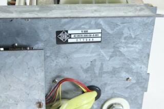 Ela V800 Blockverstärker Mono Amplifier (No.1) KAY OR-6-13313-BV 9