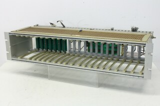 Telefunken Empty Rack with 21 Euro size 10 Centimeter Slots KAY N-13612-bv