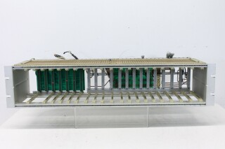 Telefunken Empty Rack with 21 Euro size 10 Centimeter Slots KAY N-13612-bv 2