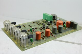 Telefunken M12 Recorder Card - B-EA2 (No.2) KAY K-13-13873-BV