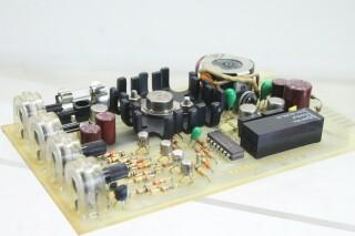 Telefunken M12 Recorder Card Type - B-VM11 (No.3) KAY K-14-13506-BV