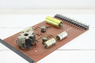 Telefunken M15/M10/M5 V396b Recording Amplifier (No.3) K5-13006-BV