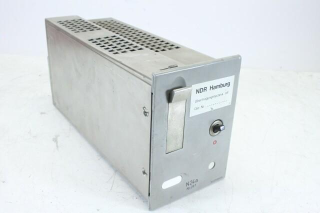 Telefunken N24A Vintage 24 volt Power Supply (No.1) KAY OR-2-13322-BV